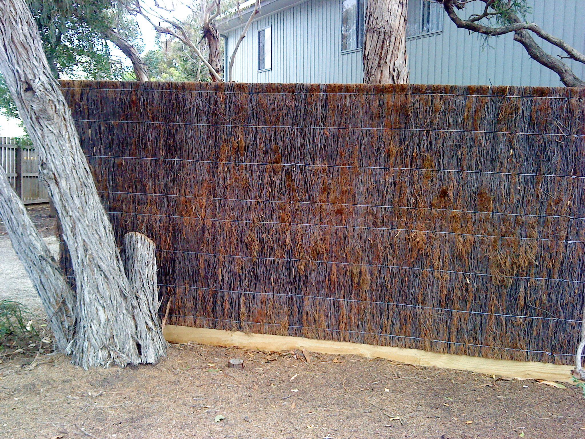 Geelong Brush Fencing Products Surfcoast Bellarine Broom