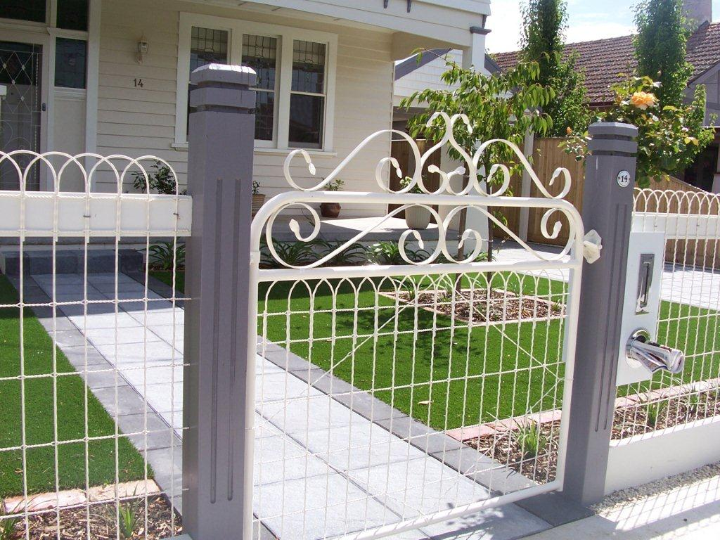 Emu Wire Gates Geelong Belmont Fencing Colours